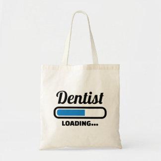 Tote Bag Chargement de dentiste