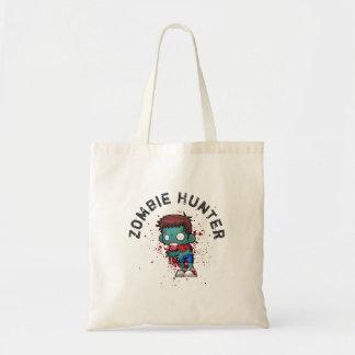Tote Bag Chasseur de zombi avec le cool déplaisant