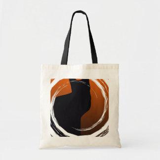 Tote Bag Chat noir de Halloween dans la conception en