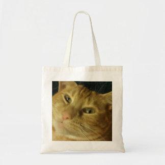 Tote Bag Chat tigré mignon détendant .....