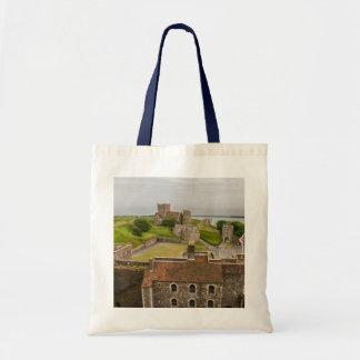 Tote Bag Château médiéval Kent Angleterre de Douvres