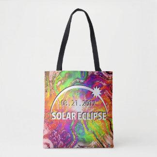 Tote Bag Chemin de la totalité : Éclipse solaire