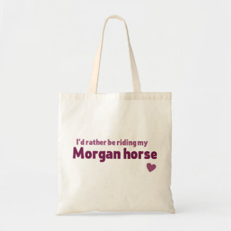 Tote Bag Cheval de Morgan