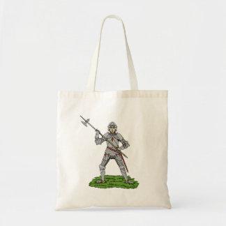 Tote Bag Chevalier anglais du 15ème siècle