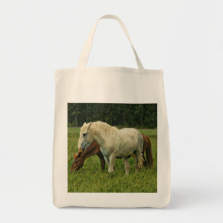 Tote Bag Chevaux sauvages