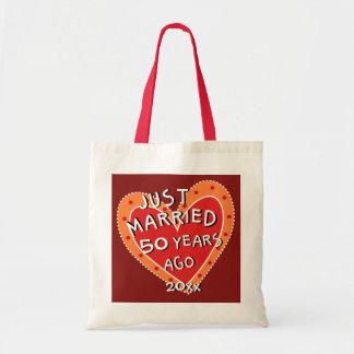 Tote Bag cinquantième Anniversaire ou tout cadeau