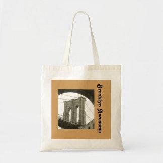 Tote Bag Citation de pont de Brooklyn