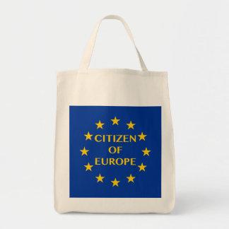Tote Bag Citoyen de l'Europe