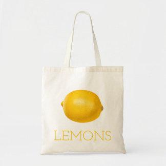 Tote Bag Citrons