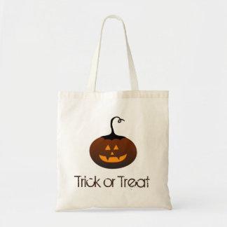 Tote Bag Citrouille éffrayant heureux de Halloween