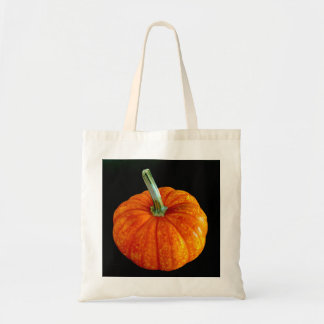 Tote Bag Citrouille orange