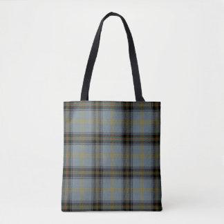 Tote Bag Clan écossais Bell du plaid de tartan de