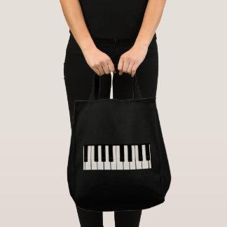 Tote Bag Clés de piano