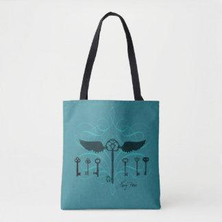 Tote Bag Clés volantes du charme | de Harry Potter