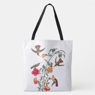 Tote Bag Colibri Fourre-tout de mangue
