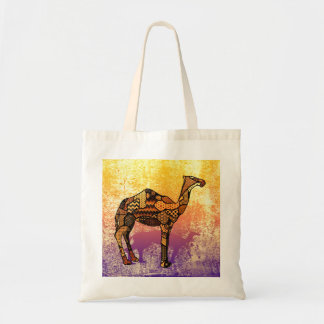Tote Bag Collage abstrait Ozzy le chameau ID102