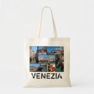 Tote Bag Collage de Venise