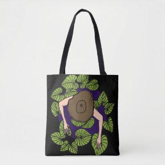 Tote Bag Collé en nature