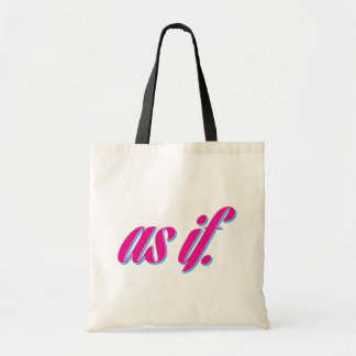 Tote Bag Comme si