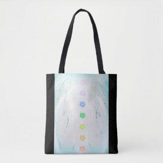 Tote Bag Conception curative de mains de Reiki