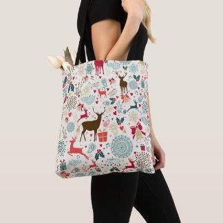 Tote Bag Conception de Joyeux Noël