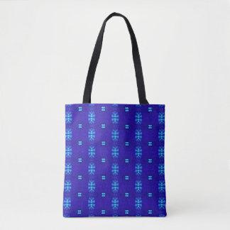Tote Bag Conception moderne chic chique de bleu royal