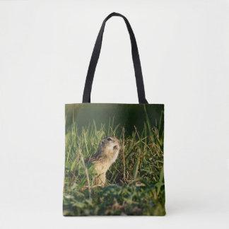 Tote Bag consommation Treize-rayée d'écureuil moulu
