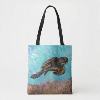 Tote Bag Continuez juste la natation