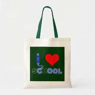 Tote Bag Cool ! J'aime l'école