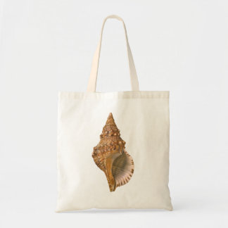 Tote Bag Coquillage vintage de Triton Shell, animal marin