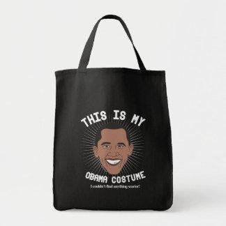 Tote Bag Costume de Barack Obama Halloween - je ne pourrais