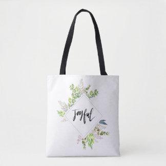 Tote Bag Couleur pour aquarelle et calligraphie Fourre-tout