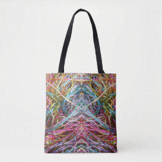 Tote Bag Couleurs heureuses de fil coloré drôle