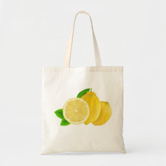 Tote Bag Coupez les citrons