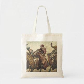 Tote Bag Course de chevaux SUPÉRIEURE