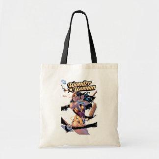 Tote Bag Couverture comique #1 de femme de merveille
