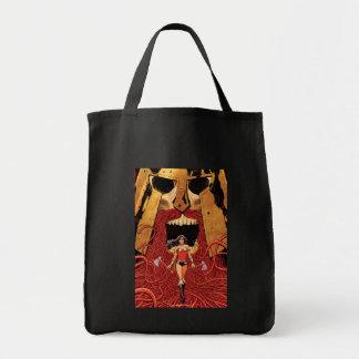 Tote Bag Couverture nouveaux 52 #23 comique de femme de