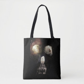 Tote Bag Crâne de caverne