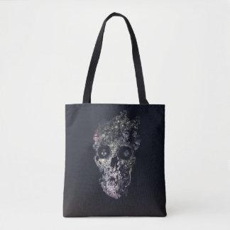 Tote Bag Crâne de métamorphose