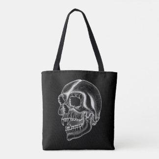 Tote Bag Crâne de vampire