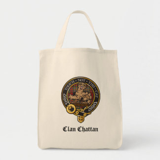 Tote Bag Crête de Chattan de clan