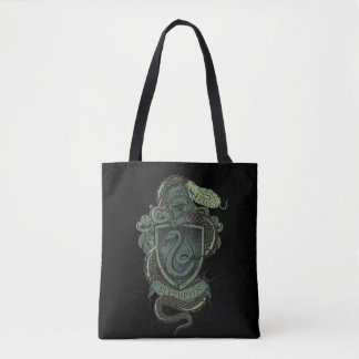 Tote Bag Crête de Harry Potter | Slytherin