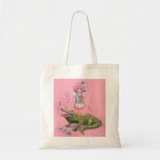 Tote Bag Crocodile plus docile