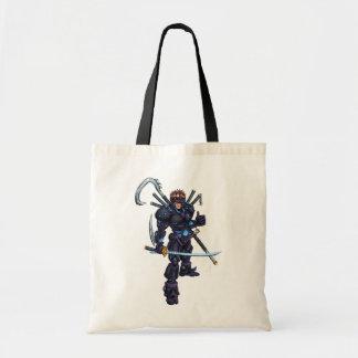Tote Bag Cyber Ninja