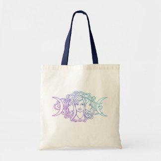 Tote Bag Déesse triple