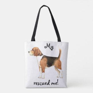 Tote Bag Délivrance de beagle