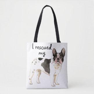 Tote Bag Délivrance Frenchie