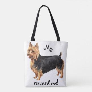 Tote Bag Délivrance Terrier australien