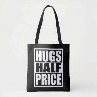 Tote Bag Demi de prix d'étreintes