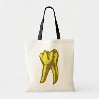 Tote Bag Dent d'or